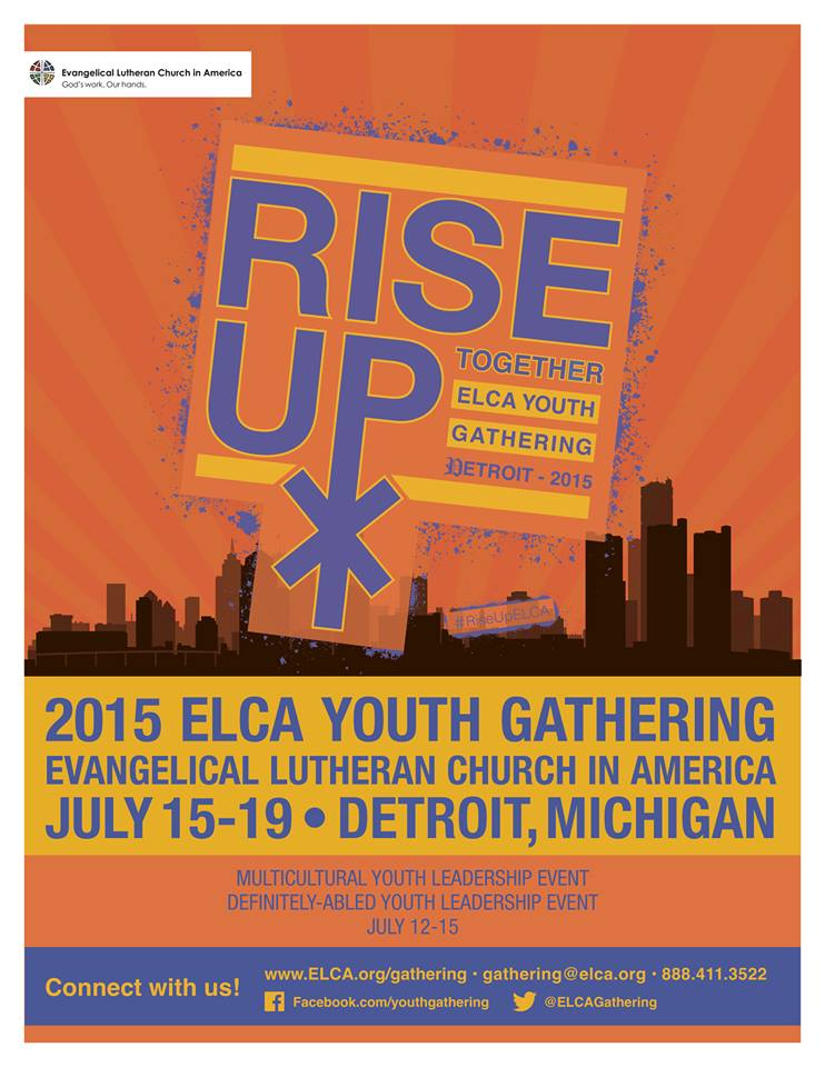 ELCA Youth Gathering 2015 Rise Up